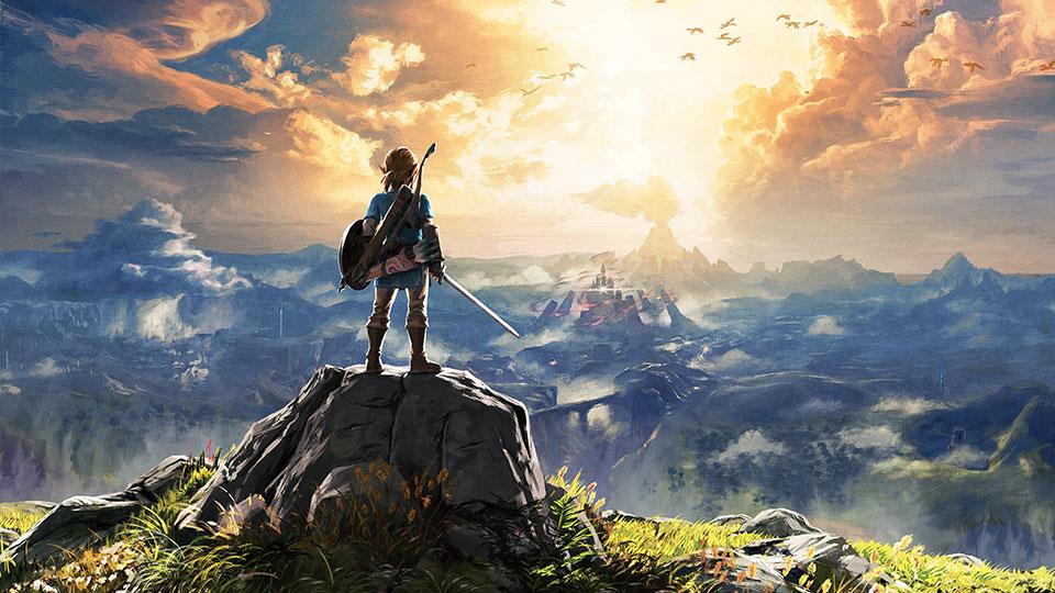 Nintendo stakk av med prisene for årets spill, lyd og design.