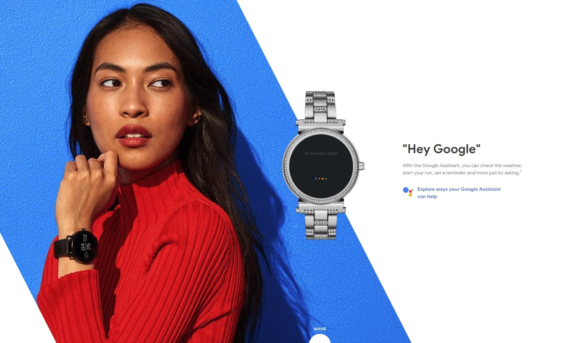 Nå kommer Wear OS, men kommer det nye klokker, også?