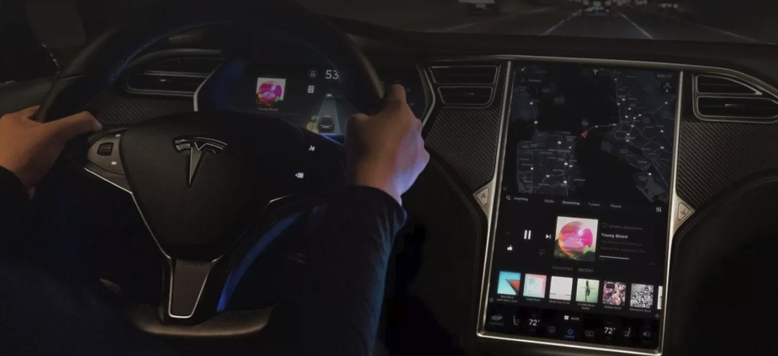 Gladnyhet for Tesla-eiere: storoppdatering rulles ut neste uke