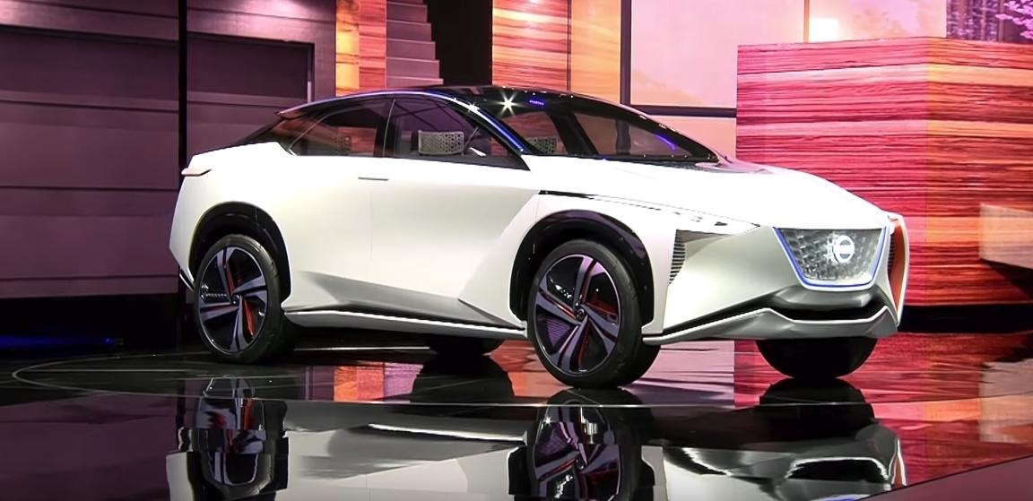 IMx under Tokyo Auto Show i fjor. Om noen år blir den en virkelighet på veiene i hele verden.