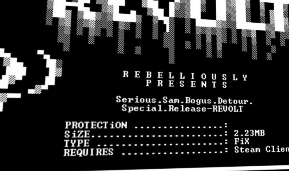 Utgiveren og utvikleren har gitt piratene lov å spre dette spillet. Det er ikke den nyeste versjonen, de håper testversjonen gir mersmak og at folk betaler.