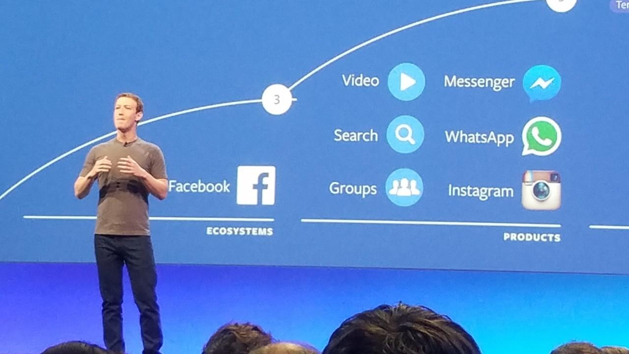 """Enkelte som prøver å slette Facebook-kontoene sine, blir """"møtt av en murvegg""""."""