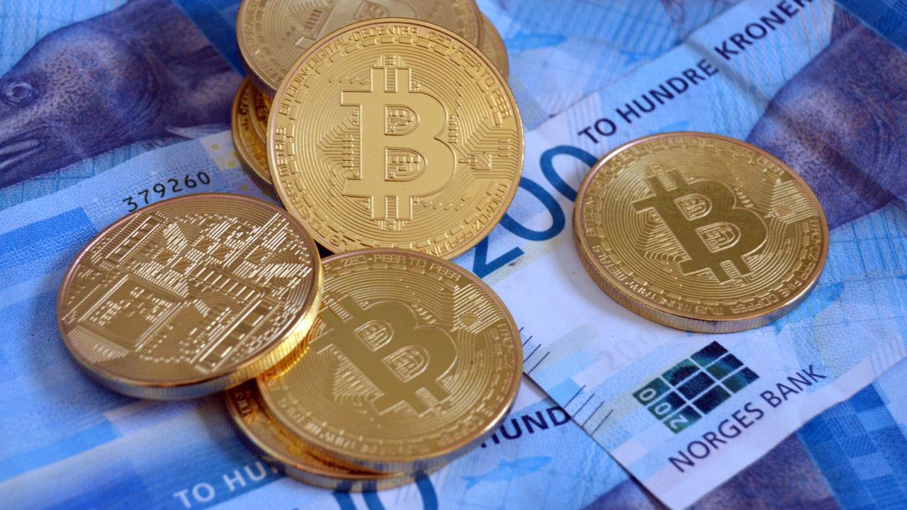 - I 2022 er én bitcoin verdt 250 000 dollar.