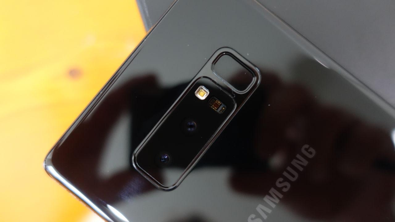 Samsung Galaxy Note 9 bekreftet ... i Kina.