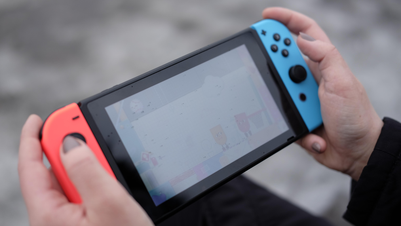 Nintendo kan ikke stoppe dette Switch-hullet som åpner døren på vidt gap for piratene.