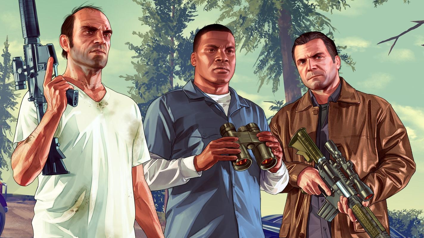 - GTA V er det mest innbringende spillet gjennom tidene.