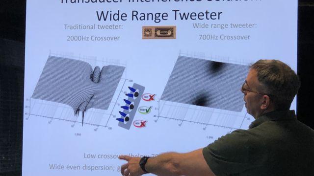 Samsungs lydingenør forklarer løsningen for å produsere gode lydplanker.