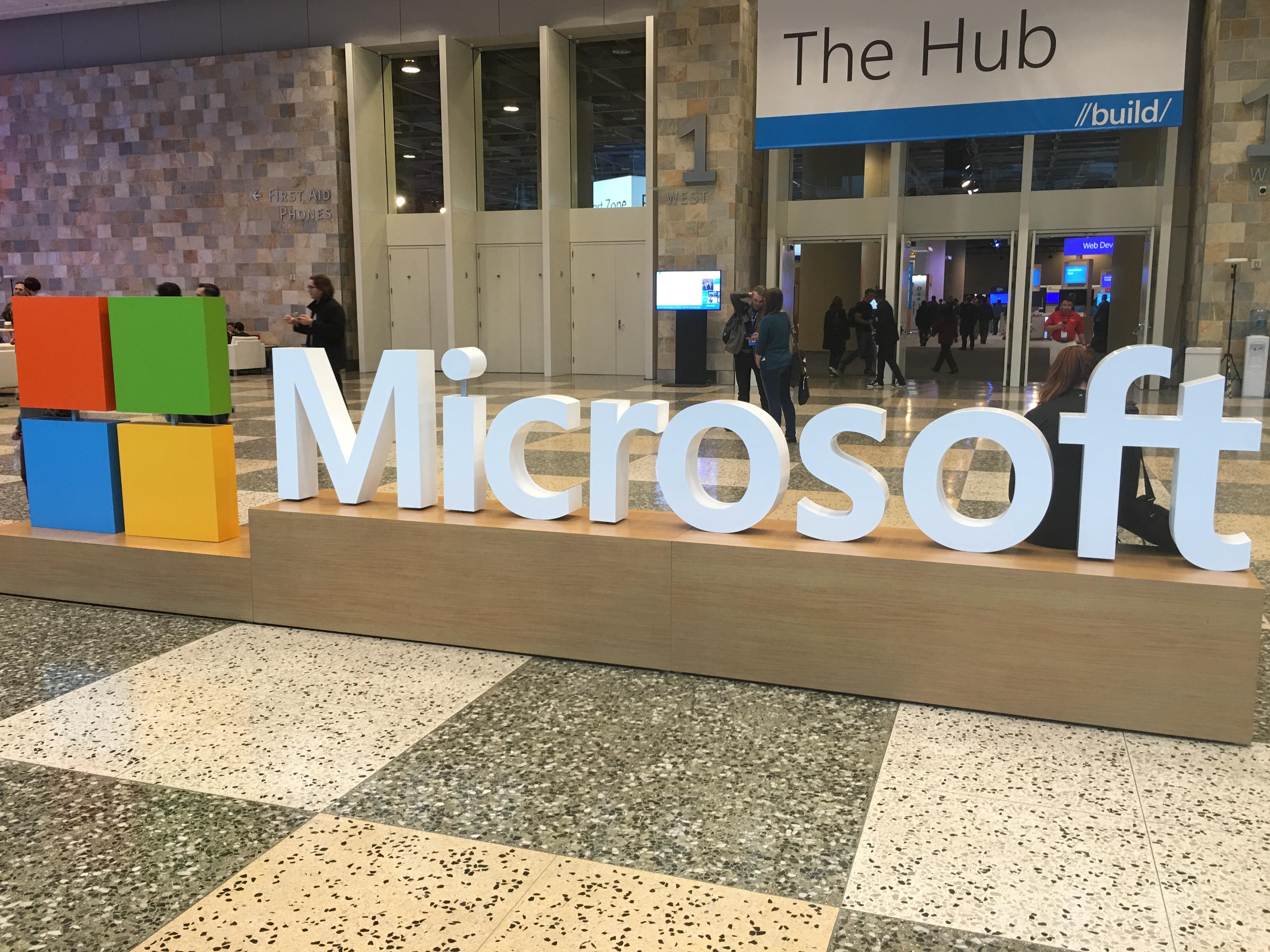 Microsoft leverer kanontall.