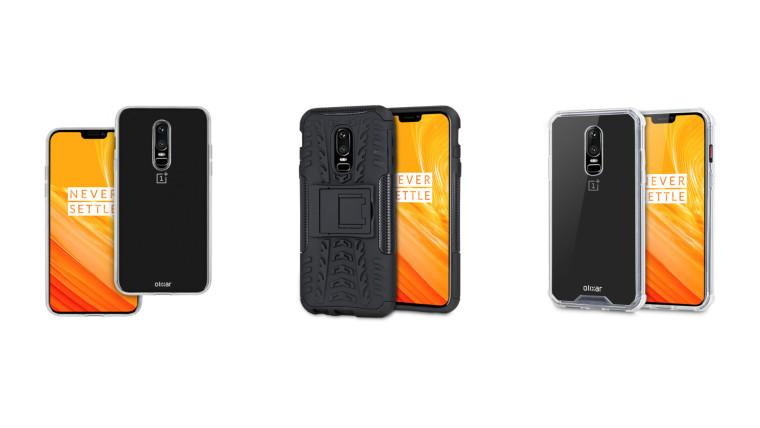 """OnePlus 6-designet bekreftet: Får """"mobilleppe"""" og dobbelkamera."""
