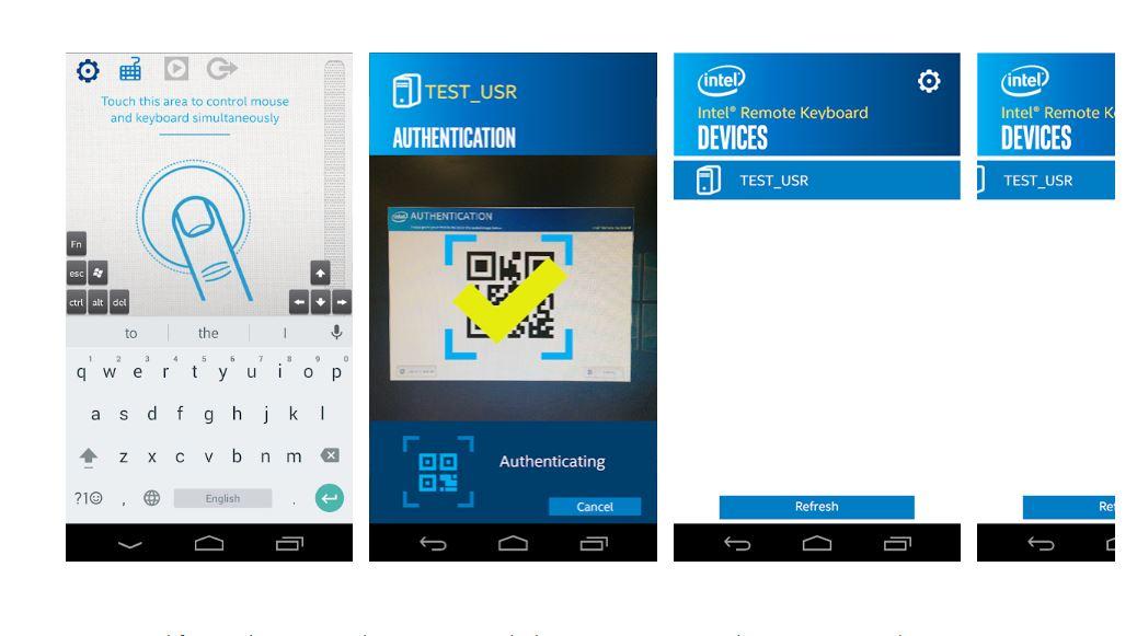 Intel: Ikke bruk denne appen.