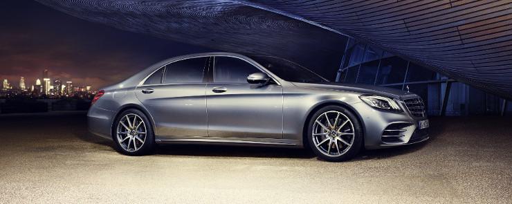 Å eie bil blir mindre vanlig. Nå starter Mercedes abonnementstjeneste.
