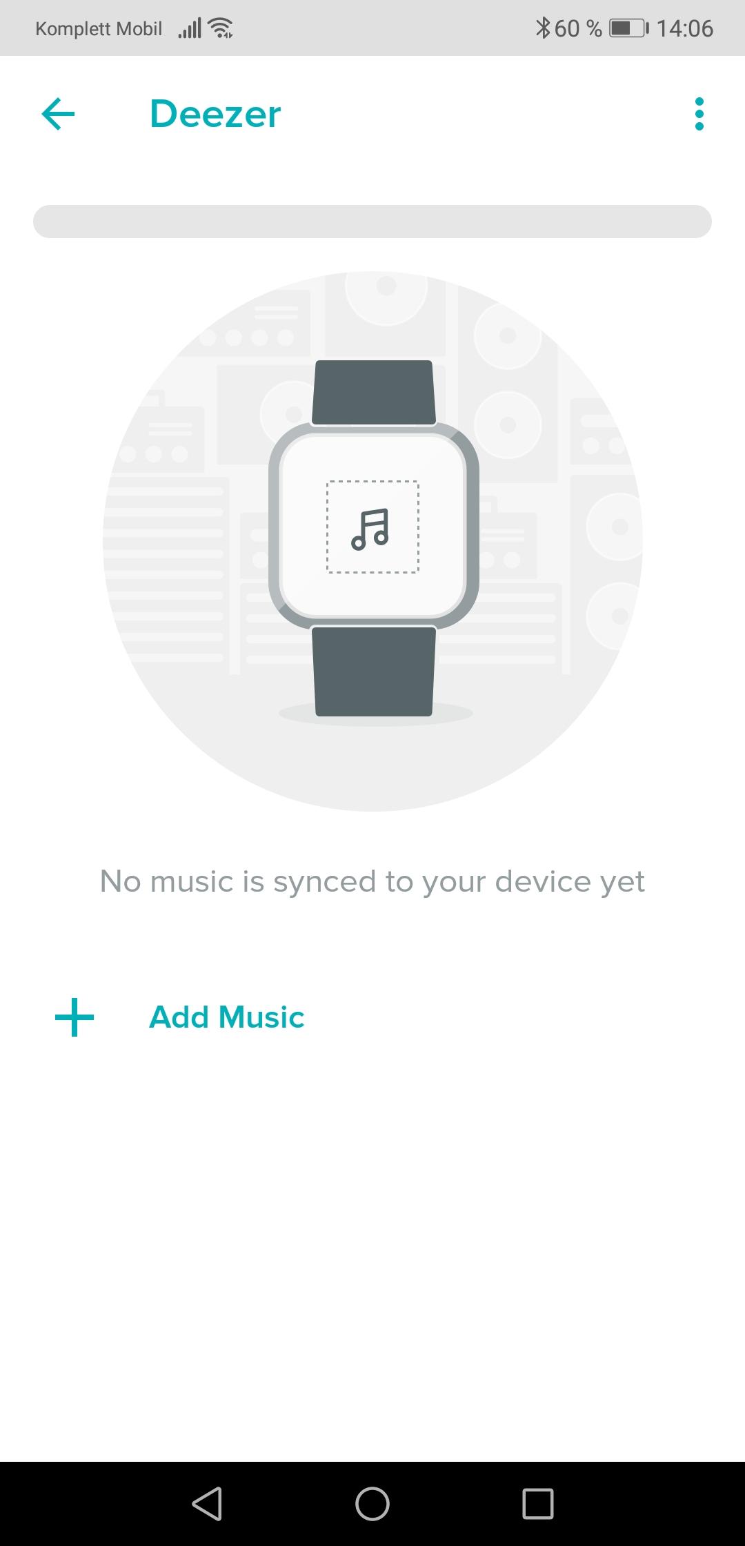 Det er enkelt å legge til musikk.