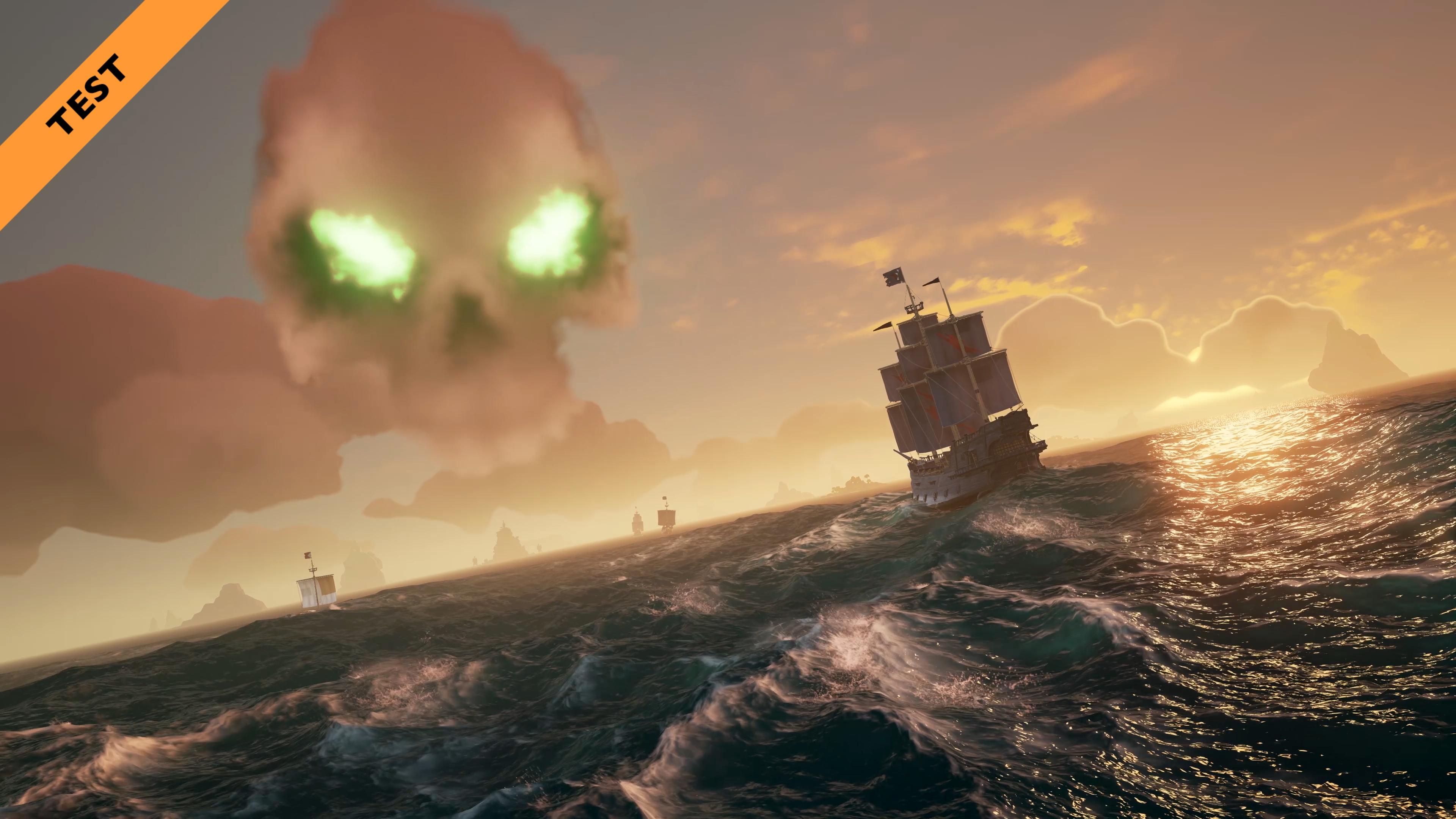 Sea of Thieves er dessverre årets spillskuffelse.