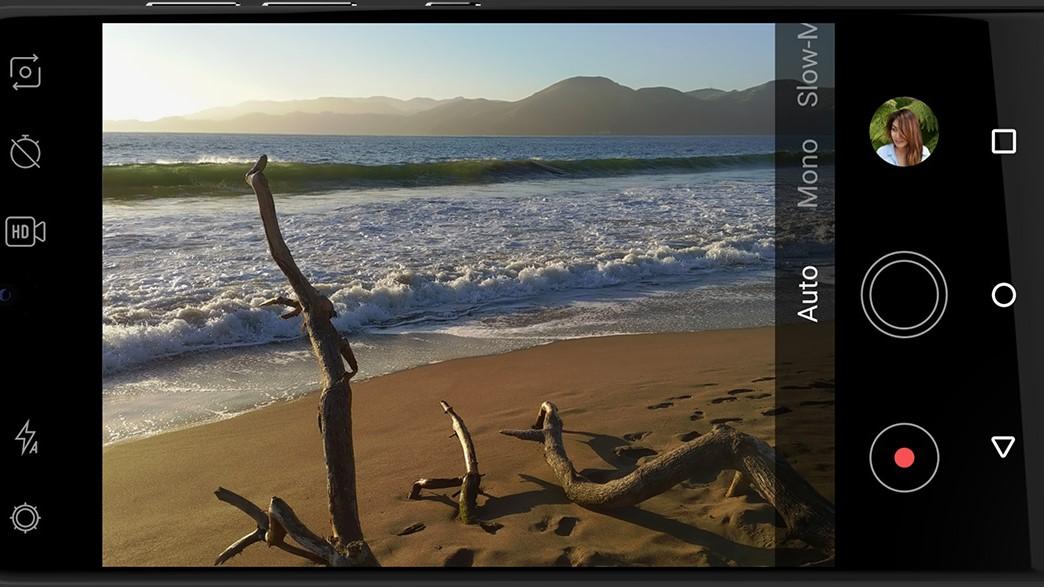 Android-skaperen lover bedring etter kameraslakt.