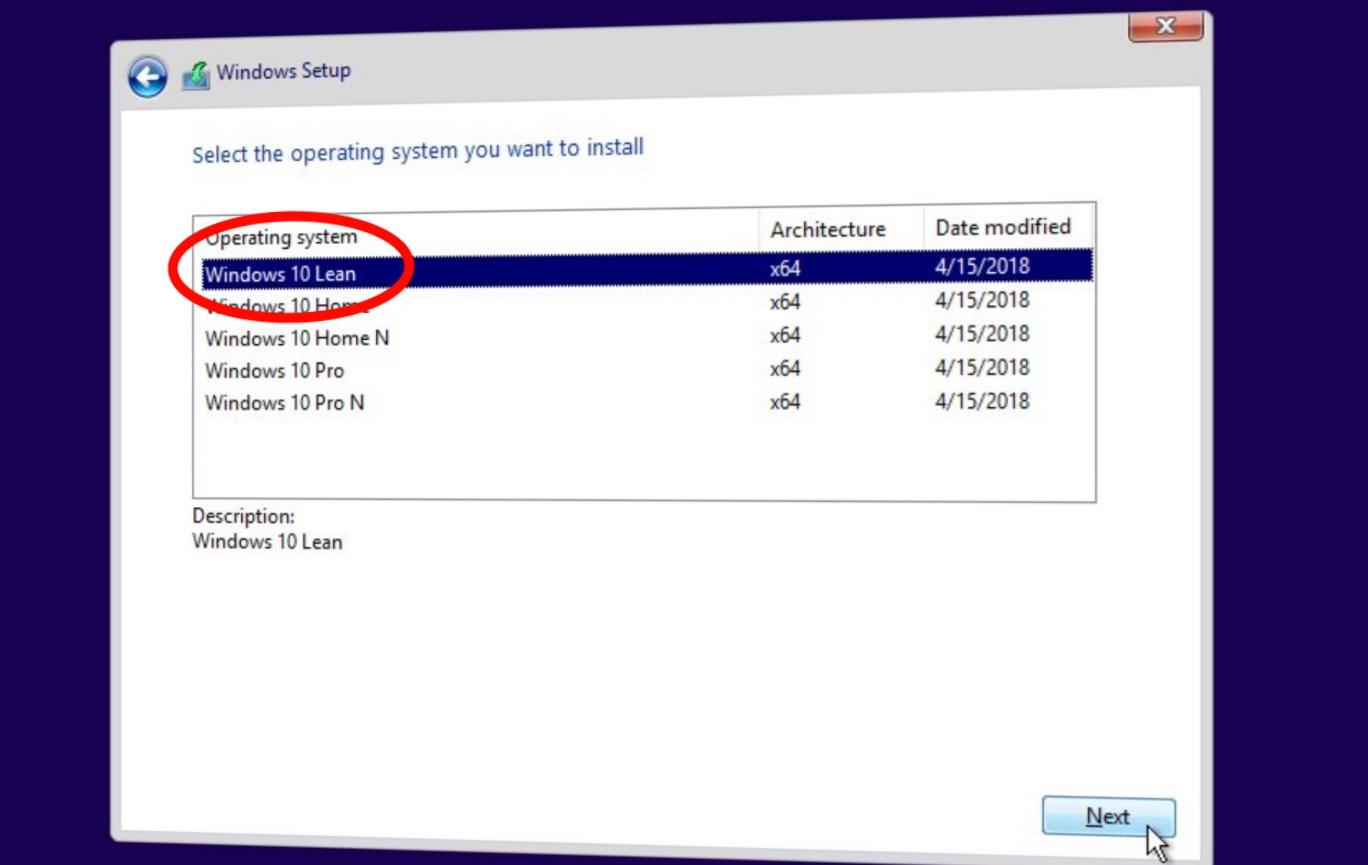 Nå kommer superversjonen av Windows 10 som er slanket