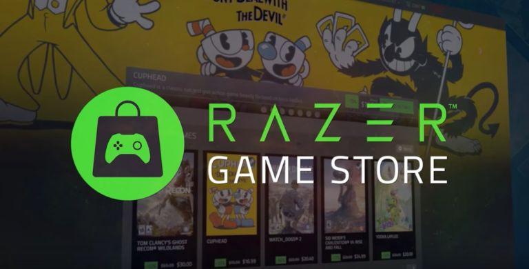 Razer utfordrer Steam med spillbutikk der man tjener poeng