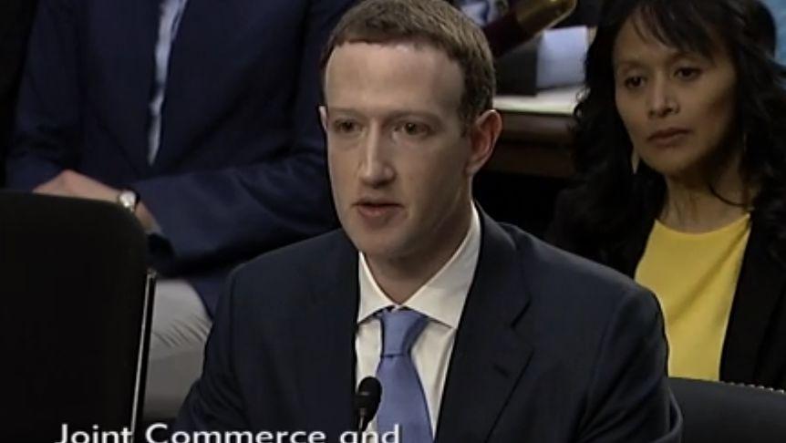 Dette er hva jeg lærte og ikke lærte etter Zuckerbergs høring