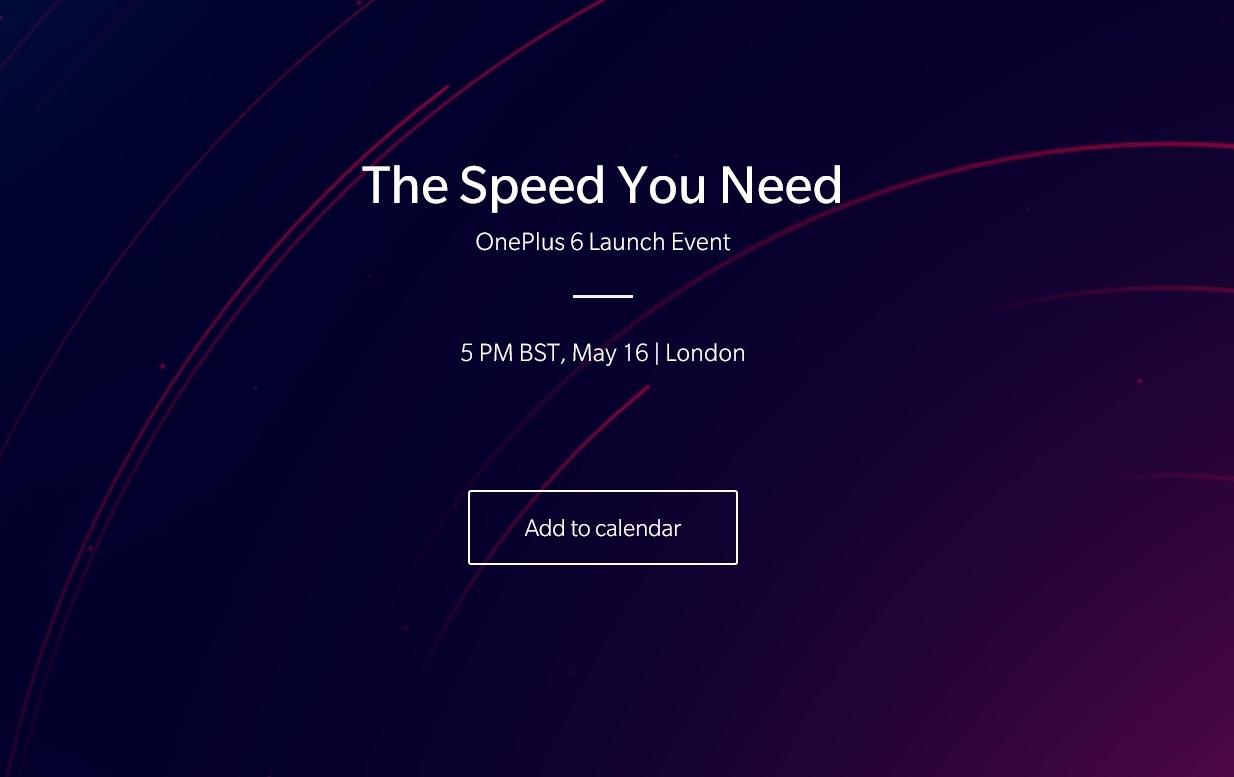 OnePlus skal avsløres 16. mai