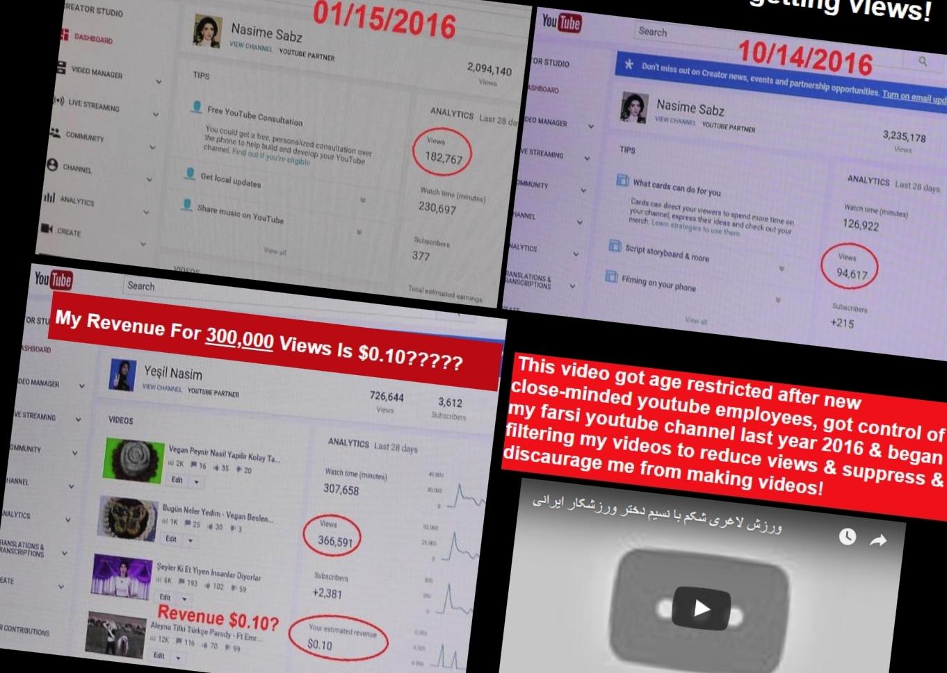 Derfor skjøt hun YouTube-ansatte