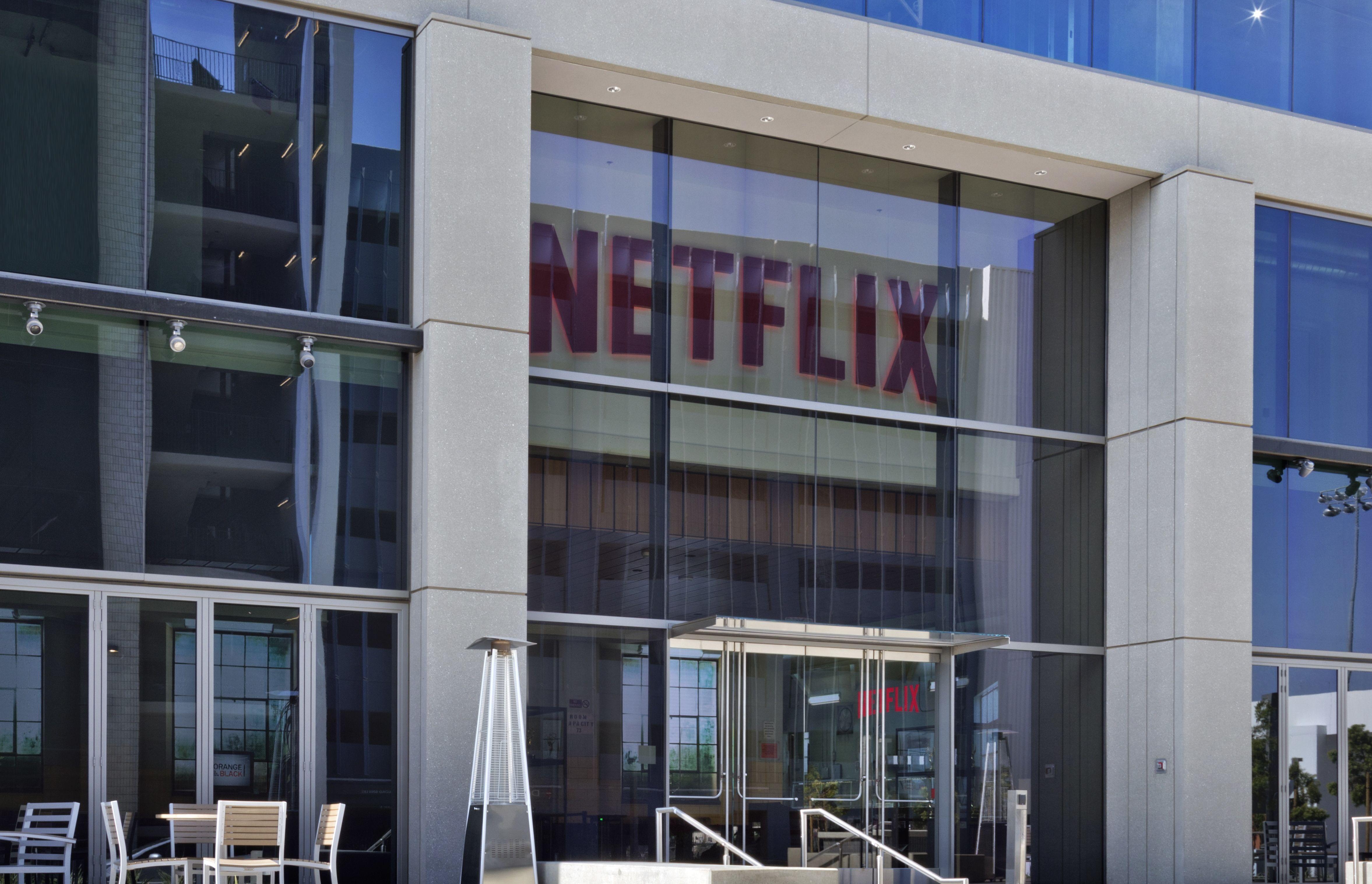 Netflix tar helt av