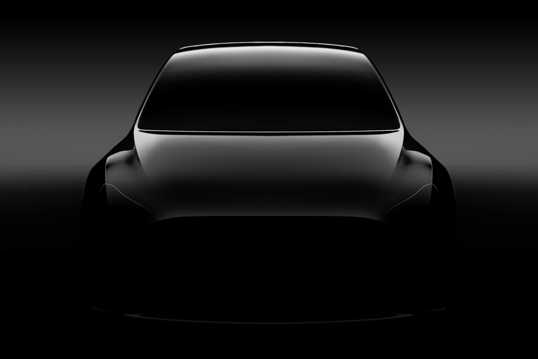 Produksjonen av Tesla Model Y kan starte neste år.