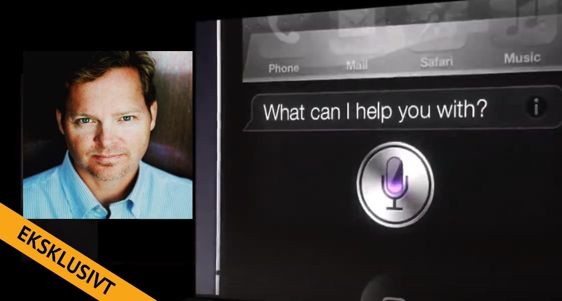 ITavisen intervjuer faren til Siri, Dag Kittlaus