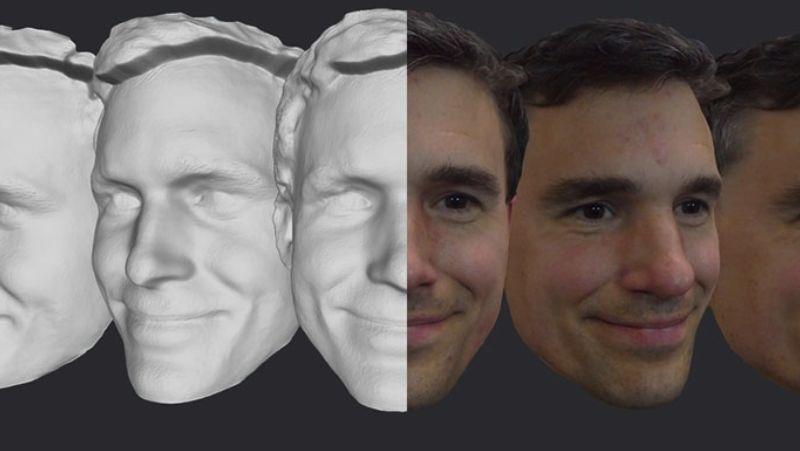 Se hvordan iPhone X kan etterape ansiktet ditt i 3D
