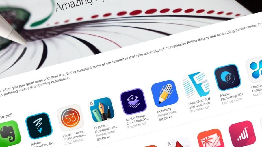 Apple vil ikke ha noe av disse appene