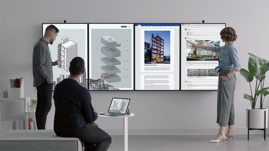Møt nye Microsoft Surface Hub 2