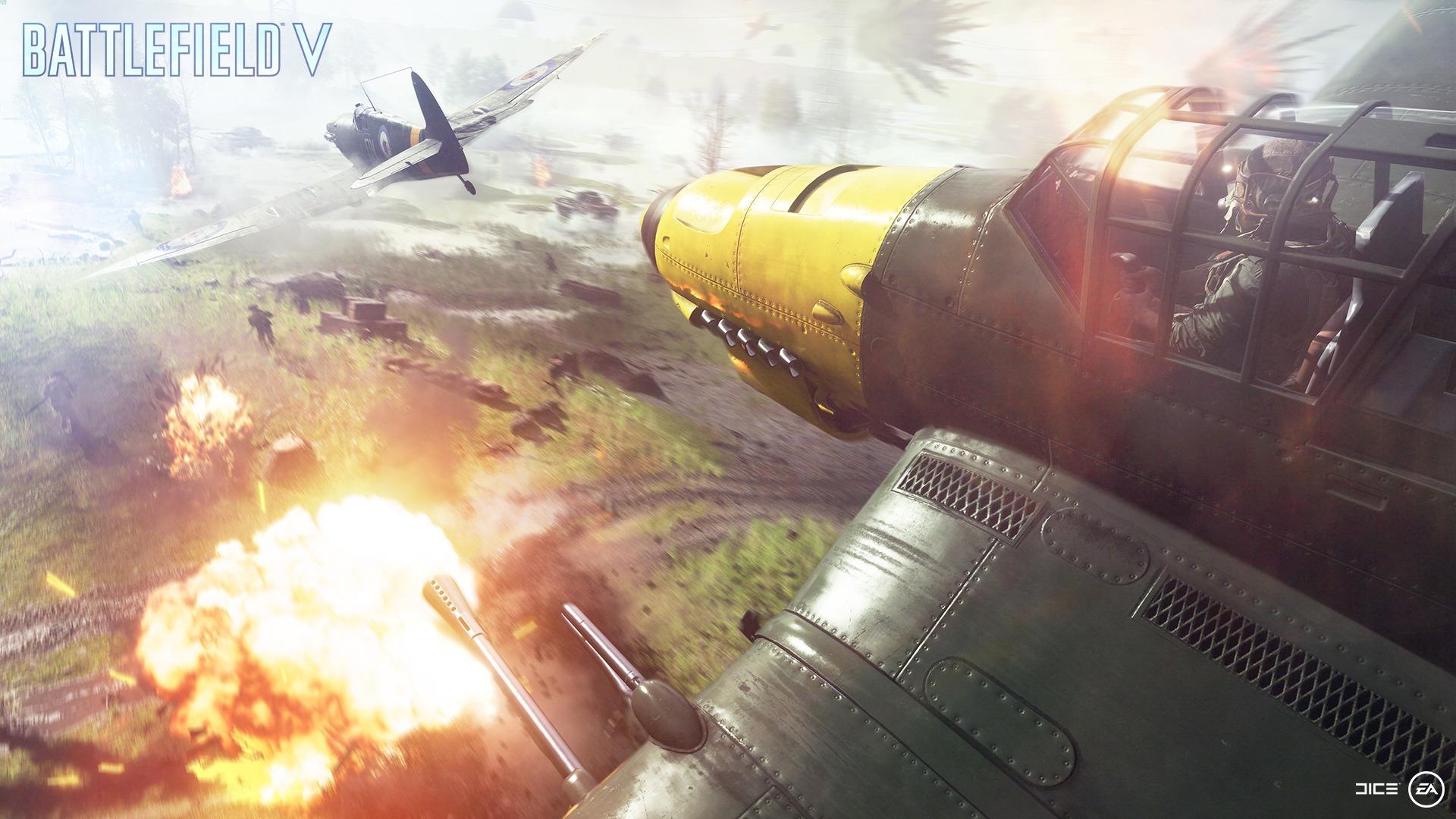 """Skal du spille """"Battlefield V""""? Da bør PC-en din ha minst disse spesifikasjonene."""