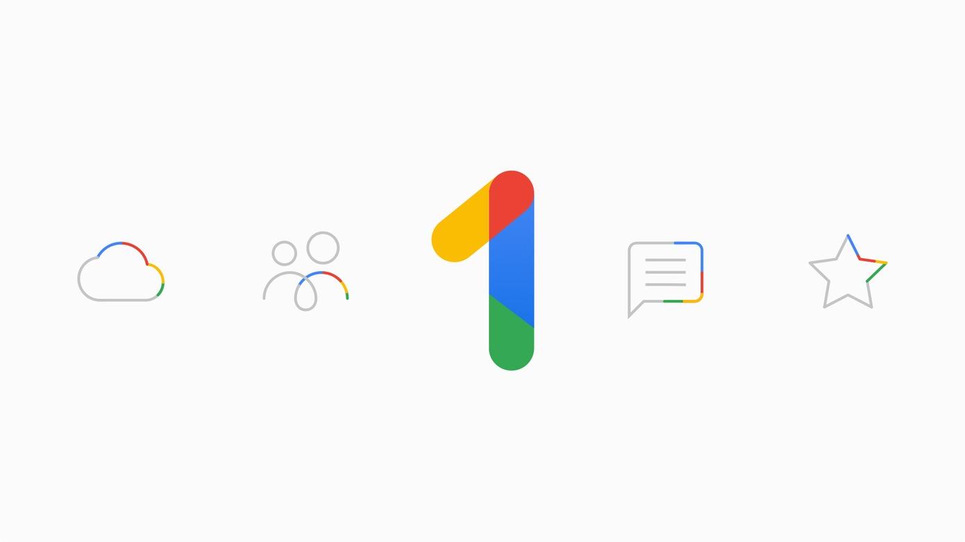 Dette er Google One, selskapets nye skylagringstjeneste