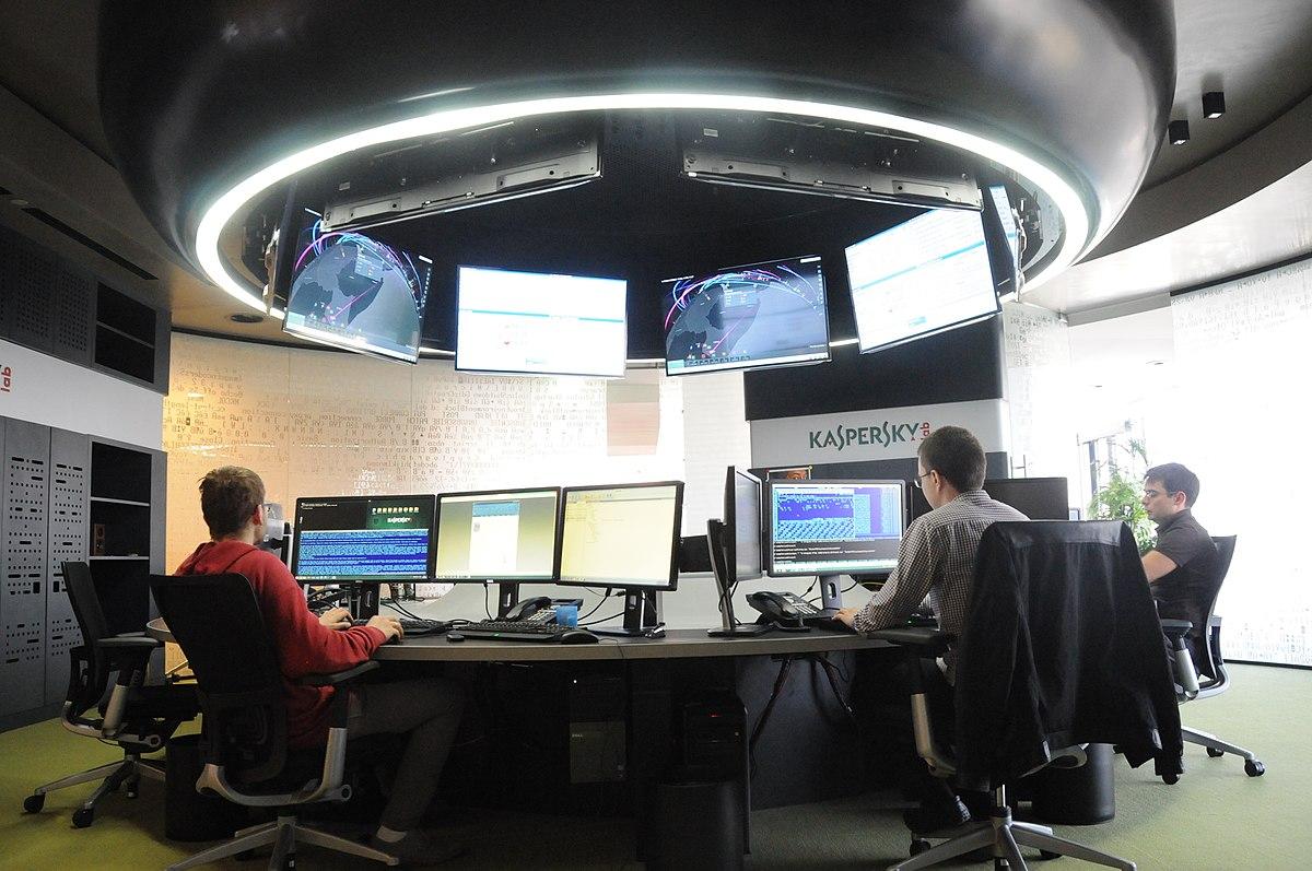 Nytt land skroter Kaspersky-programvare.