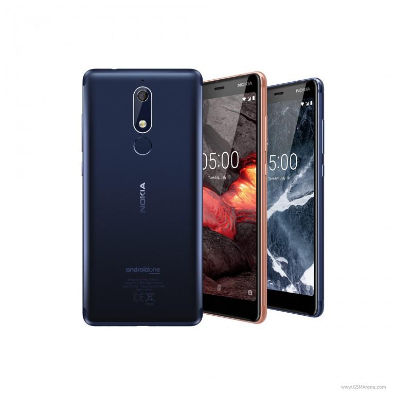 Dette annonserte Nokia.
