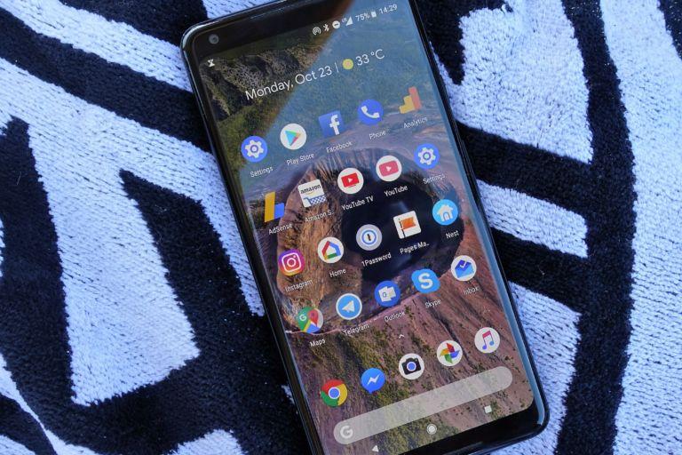 Google kan ha avslørt Pixel 3-designet.