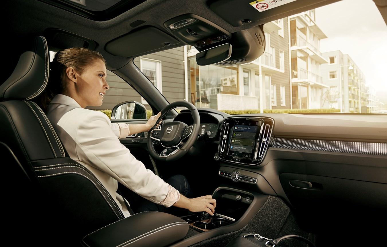 Google og Volvo med stort samarbeid - Android bakes inn i bilene.