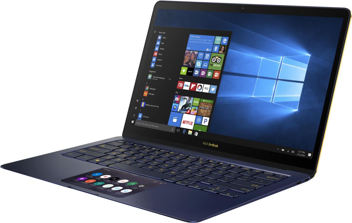 """Windows 10-PC-er kan få """"Touch Bar""""-funksjonalitet."""