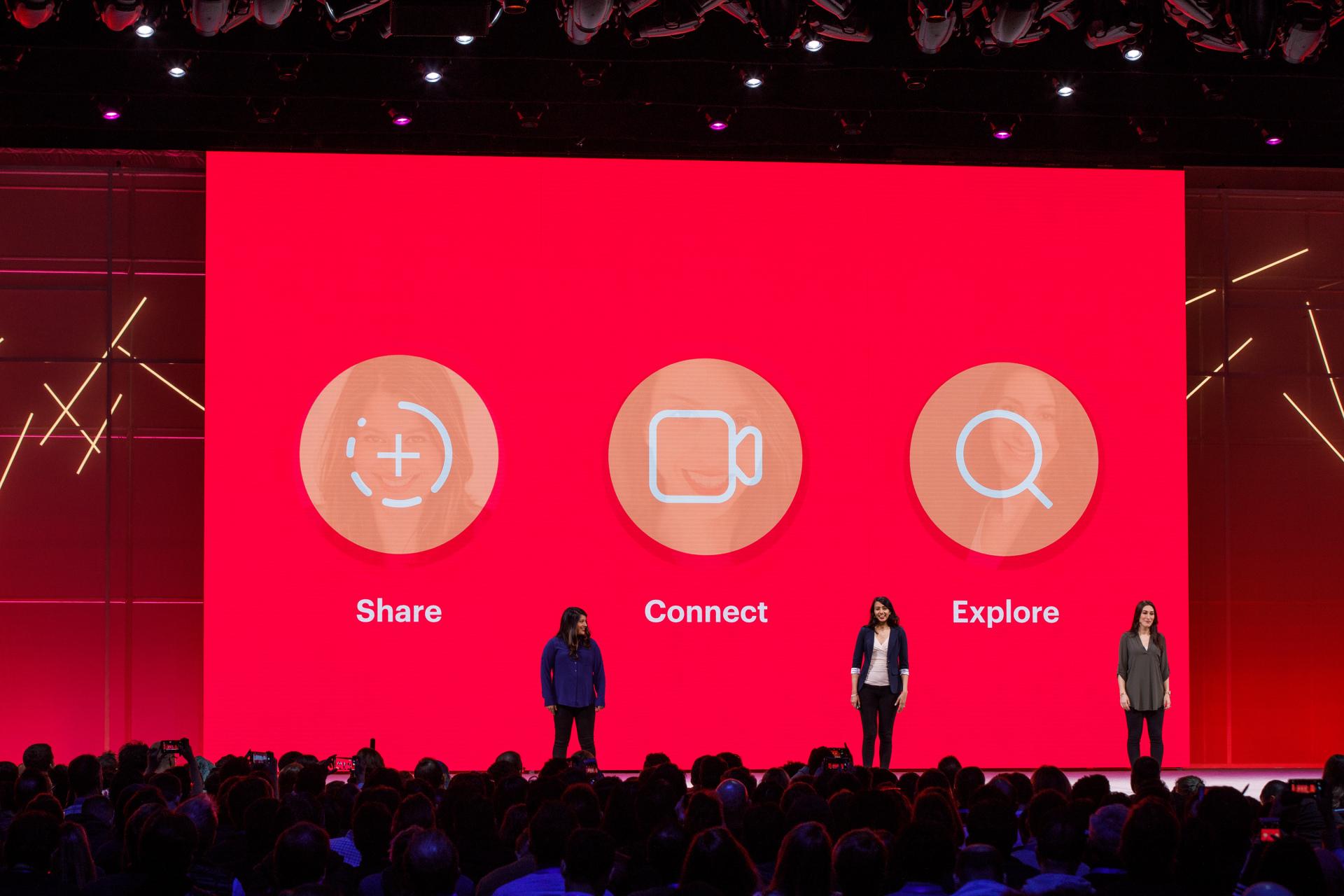 Dette er alt det nye fra Facebook, Instagram og Messenger