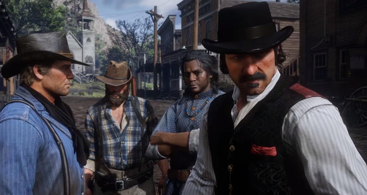 Se mer av Red Dead Redemption 2