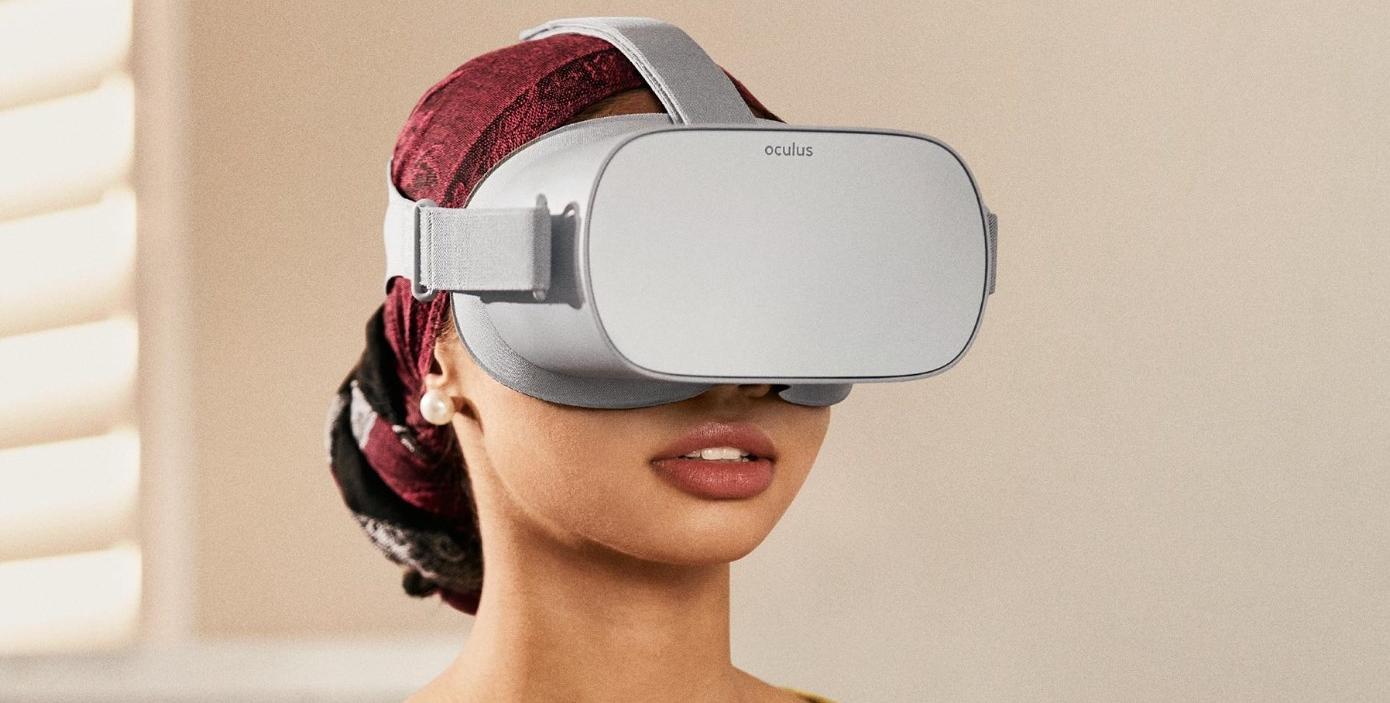 Nå kan du bestille Oculus Go - sender til Norge