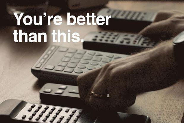 - Du er bedre enn dette.