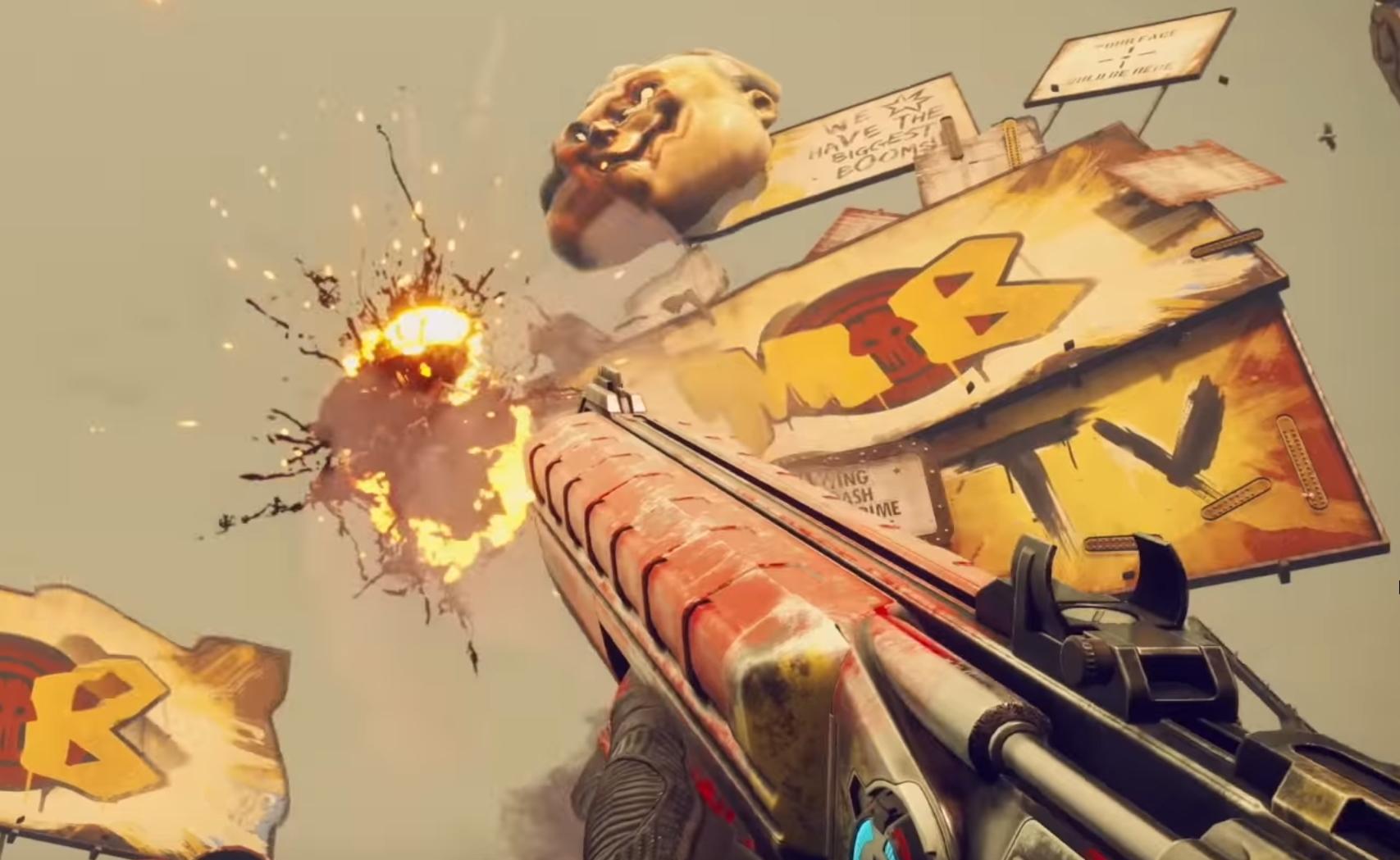 Rage 2 bruker Just Cause-grafikkmotoren og ikke id sin