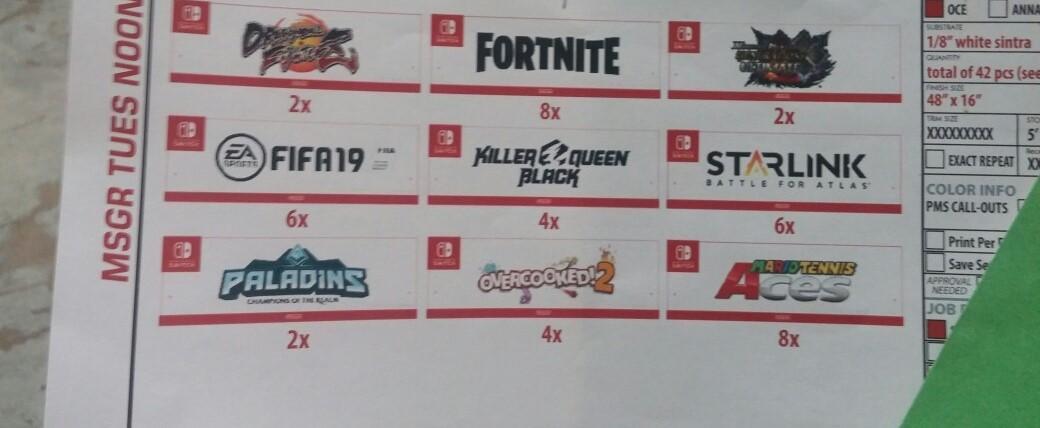 """""""""""Fortnite"""" kommer til Nintendo Switch""""."""
