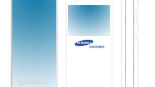 Samsung avslørte Galaxy-mobil med syltynne rammer og to skjermer