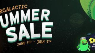 Nå er Steams store sommersalg i gang