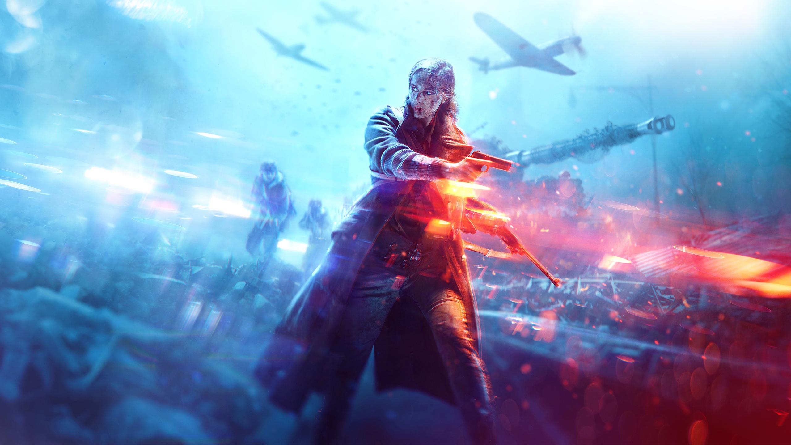 SNIKTITT: Battlefield V