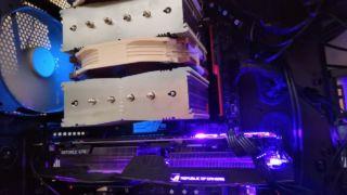 Jeg har gløttet inn i 4K-verdenen med Ryzen 2 og 1080ti – så rå er denne CPU-viften