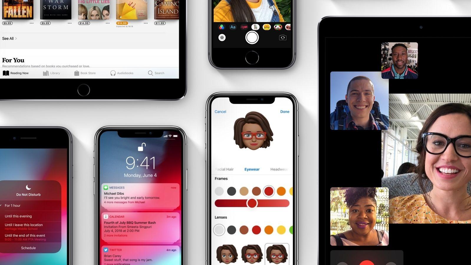 Dette er hva du må vite om alle Apple-avsløringene - iOS 12 beta og macOS Mojave beta-er i kveld