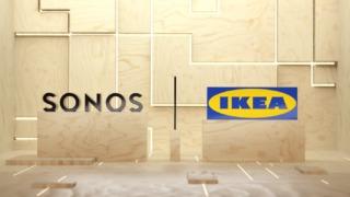 Slik skal Sonos og IKEA samarbeide