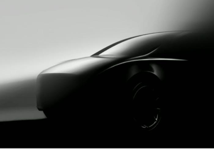 Her er Teslas nye bil