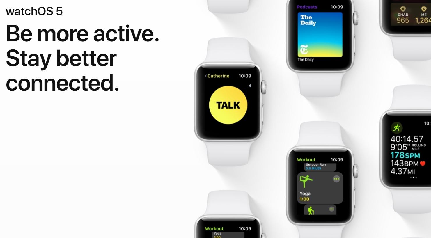 Apple har stoppet watchOS for 5 beta 1 - har du problemer med din?